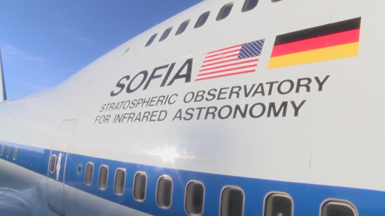 NASA'S SOFIA: How the largest airborne observatory in the world is changing astronomy