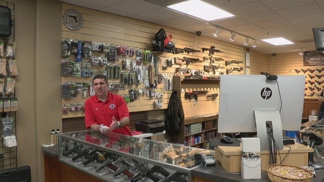 A California mayor rolls out a new ordinance that has gun store owners outraged