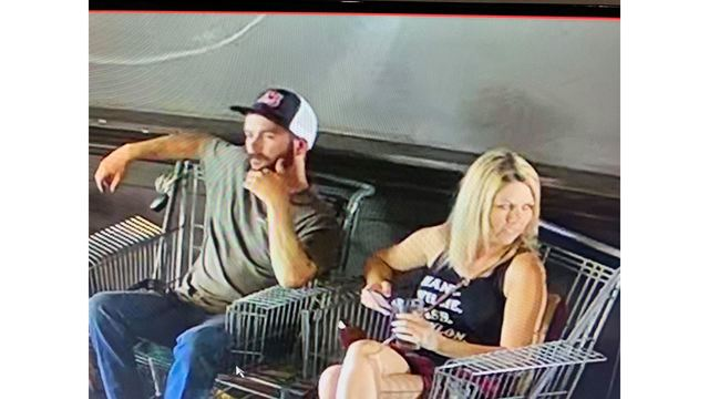 Do you know these two? Tower District bar owner says they stole locally-made art pieces