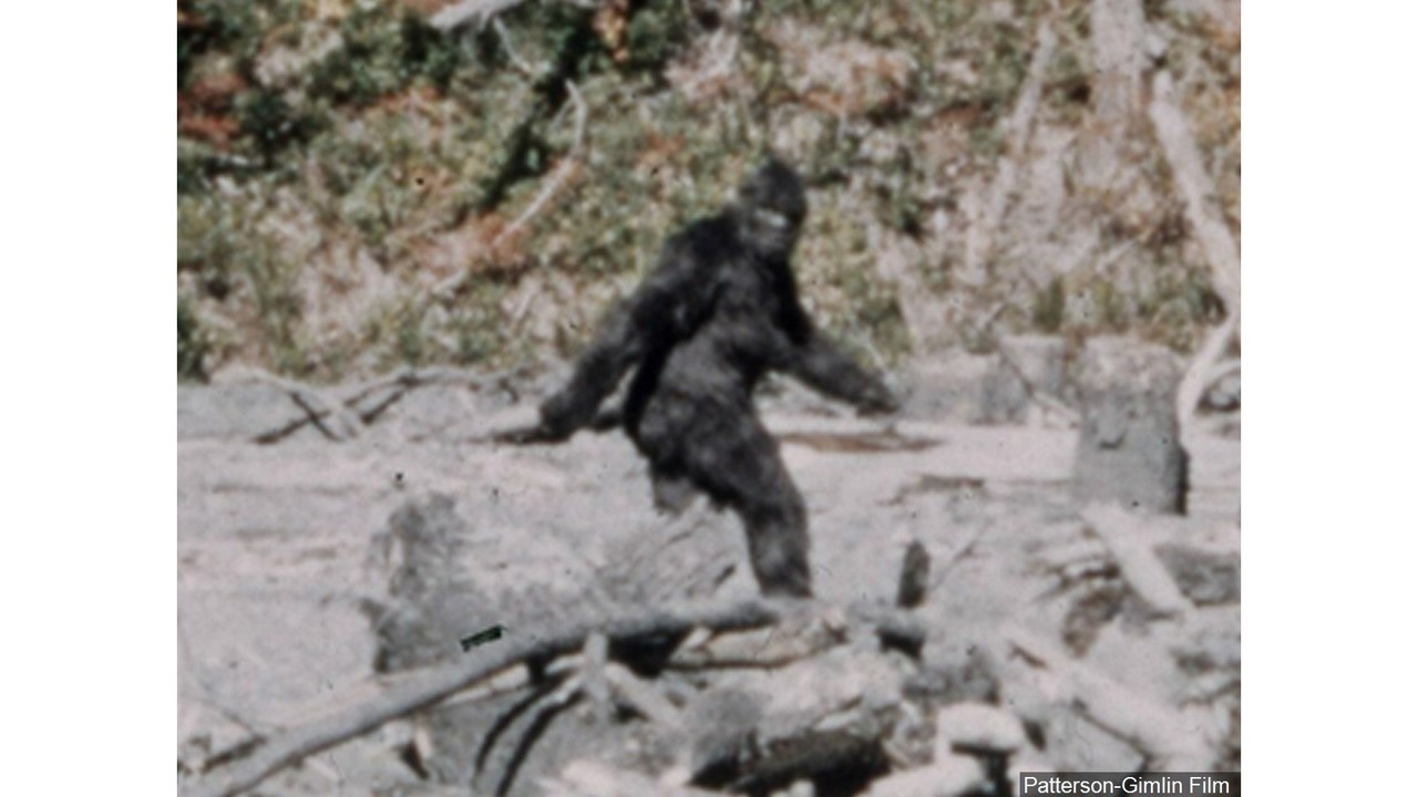 California second best place to find Big Foot