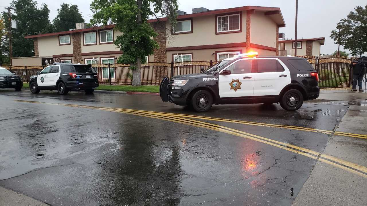 Man struck in Fresno drive-by shooting, police say